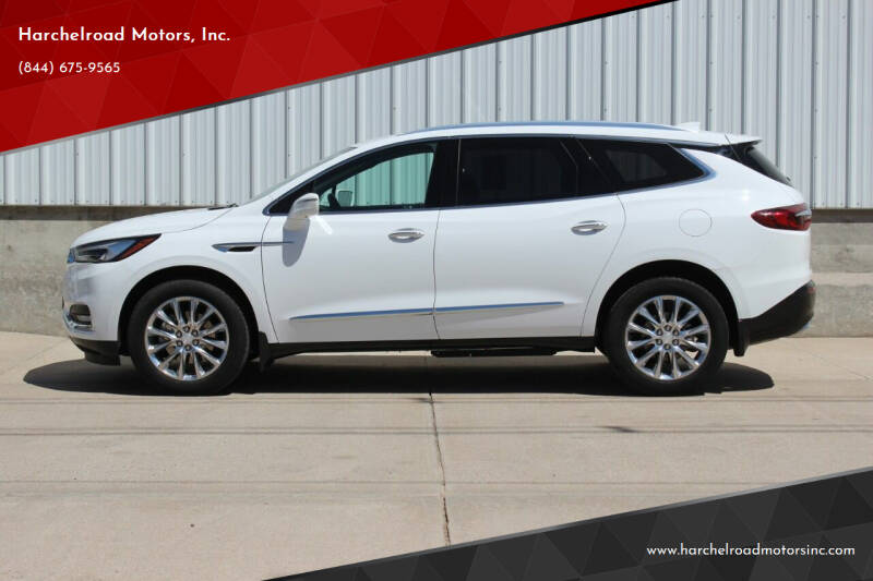 2019 Buick Enclave for sale at Harchelroad Motors, Inc. in Imperial NE