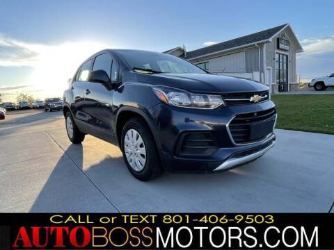 2018 Chevrolet Trax for sale at Auto Boss in Woodscross UT