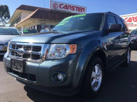 2011 Ford Escape for sale at CARSTER in Huntington Beach CA