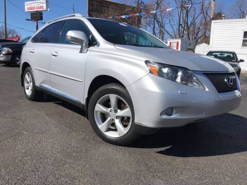2012 Lexus RX 350 for sale at Certified Auto Exchange in Keyport NJ