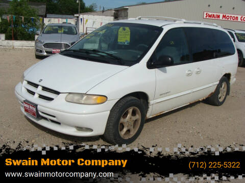 1998 Dodge Grand Caravan for sale at Swain Motor Company in Cherokee IA