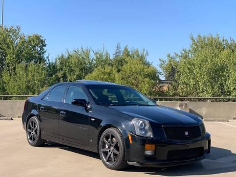 2006 Cadillac CTS-V for sale at AutoAffari LLC in Sacramento CA