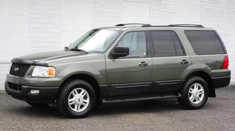2004 Ford Expedition for sale at Kohmann Motors & Mowers in Minerva OH
