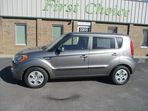 2013 Kia Soul for sale at First Choice Auto in Greenville SC