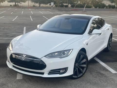 2013 Tesla Model S for sale at Z Carz Inc. in San Carlos CA