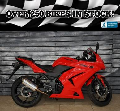 2009 Kawasaki Ninja 250R for sale at AZautorv.com in Mesa AZ