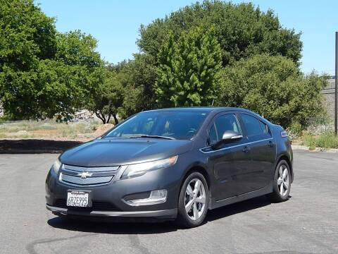 2011 Chevrolet Volt for sale at Crow`s Auto Sales in San Jose CA