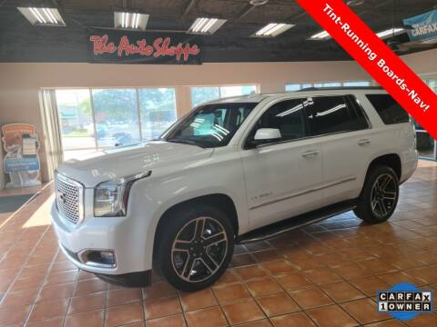 2017 GMC Yukon for sale at The Auto Shoppe in Springfield MO