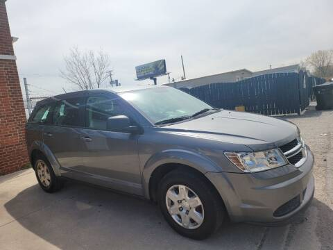2012 Dodge Journey for sale at Wisdom Auto Group in Calumet Park IL