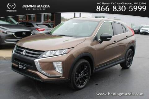 2019 Mitsubishi Eclipse Cross for sale at Bening Mazda in Cape Girardeau MO