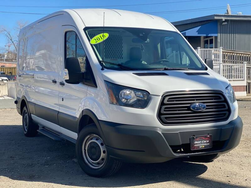 2016 Ford Transit Cargo for sale at Best Cars Auto Sales in Everett MA