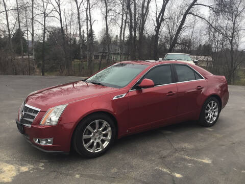 2009 Cadillac CTS for sale at AFFORDABLE AUTO SVC & SALES in Bath NY