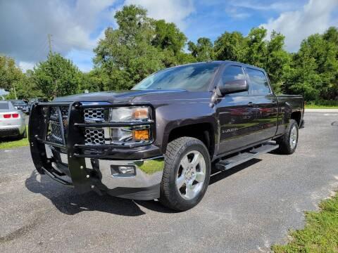 2014 Chevrolet Silverado 1500 for sale at Gator Truck Center of Ocala in Ocala FL