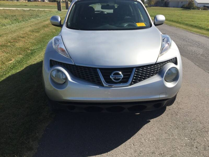 2013 Nissan JUKE for sale at Nice Cars in Pleasant Hill MO