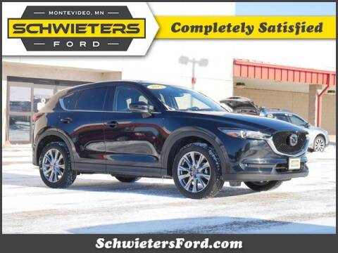 2019 Mazda CX-5 for sale at Schwieters Ford of Montevideo in Montevideo MN