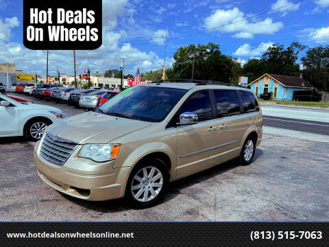 2010 Chrysler Town and Country for sale at Hot Deals On Wheels in Tampa FL