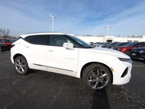 2019 Chevrolet Blazer for sale at Hawk Chevrolet of Bridgeview in Bridgeview IL