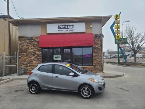 2014 Mazda MAZDA2 for sale at 719 Automotive Group in Colorado Springs CO