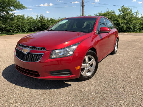 2014 Chevrolet Cruze for sale at Craven Cars in Louisville KY