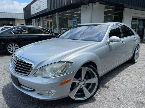 2007 Mercedes-Benz S-Class for sale at Car Online in Roswell GA
