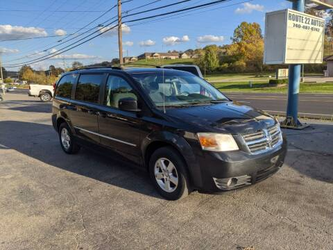 2010 Dodge Grand Caravan for sale at Route 22 Autos in Zanesville OH