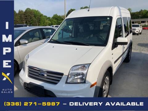 2013 Ford Transit Connect for sale at Impex Auto Sales in Greensboro NC