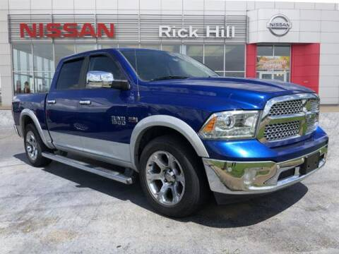2015 RAM Ram Pickup 1500 for sale at Rick Hill Auto Credit in Dyersburg TN