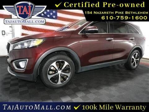 2017 Kia Sorento for sale at Taj Auto Mall in Bethlehem PA