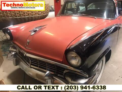 1956 Ford Fairlane for sale at Techno Motors in Danbury CT