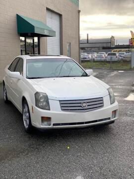 2003 Cadillac CTS for sale at Washington Auto Sales in Tacoma WA