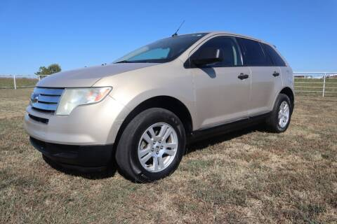 2007 Ford Edge for sale at Liberty Truck Sales in Mounds OK