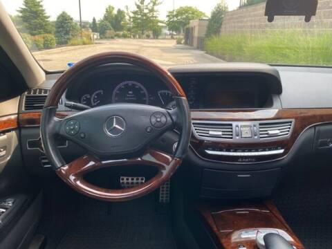 2013 Mercedes-Benz S-Class for sale at World Class Motors LLC in Noblesville IN