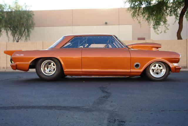 1963 Chevrolet Nova 9