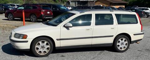2001 Volvo V70 for sale at Cobalt Cars in Atlanta GA