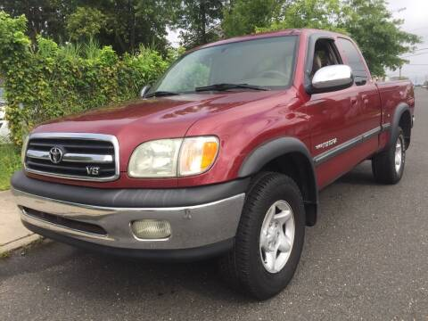 2002 Toyota Tundra for sale at New Jersey Auto Wholesale Outlet in Union Beach NJ