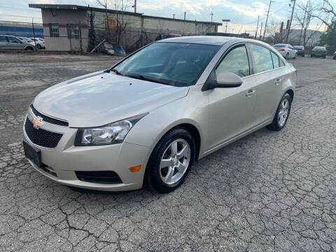 2013 Chevrolet Cruze for sale at Eddie's Auto Sales in Jeffersonville IN