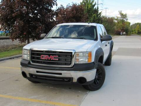 2009 GMC Sierra 1500 for sale at A & R Auto Sale in Sterling Heights MI