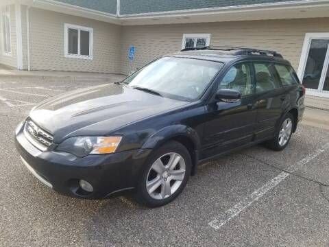 2005 Subaru Outback for sale at Capital Fleet  & Remarketing  Auto Finance in Columbia Heights MN