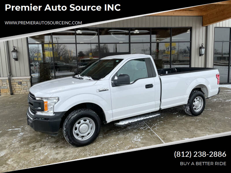 2019 Ford F-150 for sale at Premier Auto Source INC in Terre Haute IN