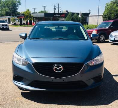 2014 Mazda MAZDA6 for sale at First Class Motors in Greeley CO