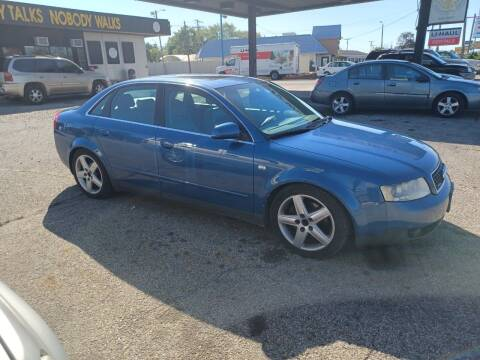 2002 Audi A4 for sale at CASH CARS in Circleville OH