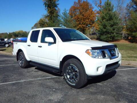 2019 Nissan Frontier for sale at BEAMAN TOYOTA in Nashville TN