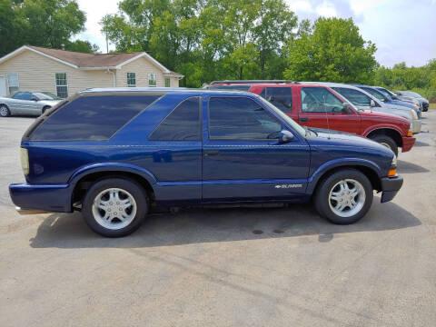 2004 Chevrolet Blazer for sale at K & P Used Cars, Inc. in Philadelphia TN