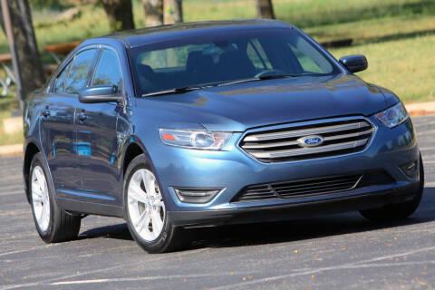 2019 Ford Taurus for sale at P M Auto Gallery in De Soto KS