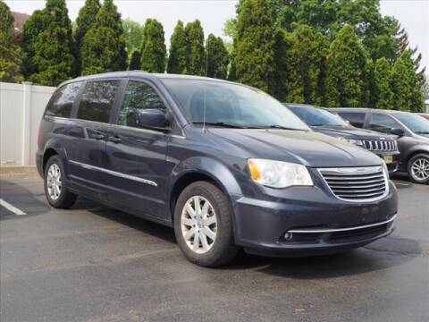 2014 Chrysler Town and Country for sale at Buhler and Bitter Chrysler Jeep in Hazlet NJ