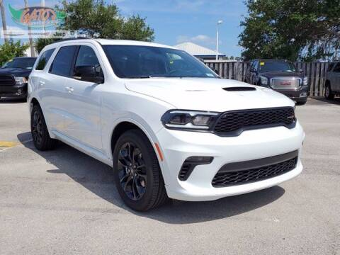 2021 Dodge Durango for sale at GATOR'S IMPORT SUPERSTORE in Melbourne FL