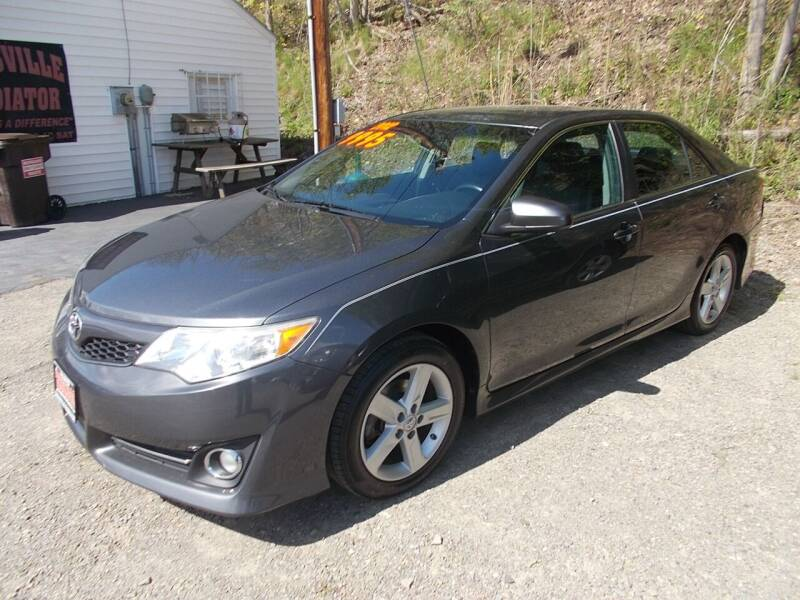 2012 Toyota Camry for sale at Dansville Radiator in Dansville NY