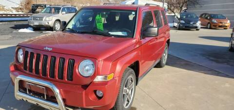 2010 Jeep Patriot for sale at City Auto Sales in La Crosse WI