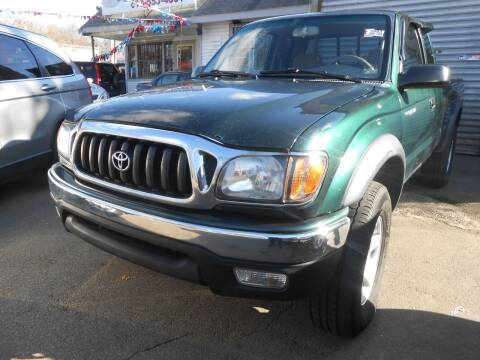 2003 Toyota Tacoma for sale at N H AUTO WHOLESALERS in Roslindale MA
