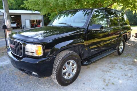 1999 GMC Yukon for sale at Victory Auto Sales in Randleman NC